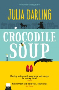 Crocodile Soup Front Cover